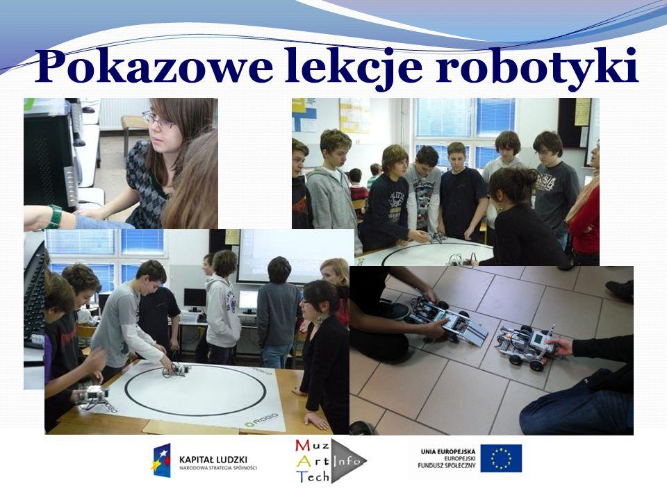 TECH – INFO - Program TECH-INFO poprzez twórcze i kreatywne działania uczniów rozwija ich wiedzę i umiejętności techniczne.