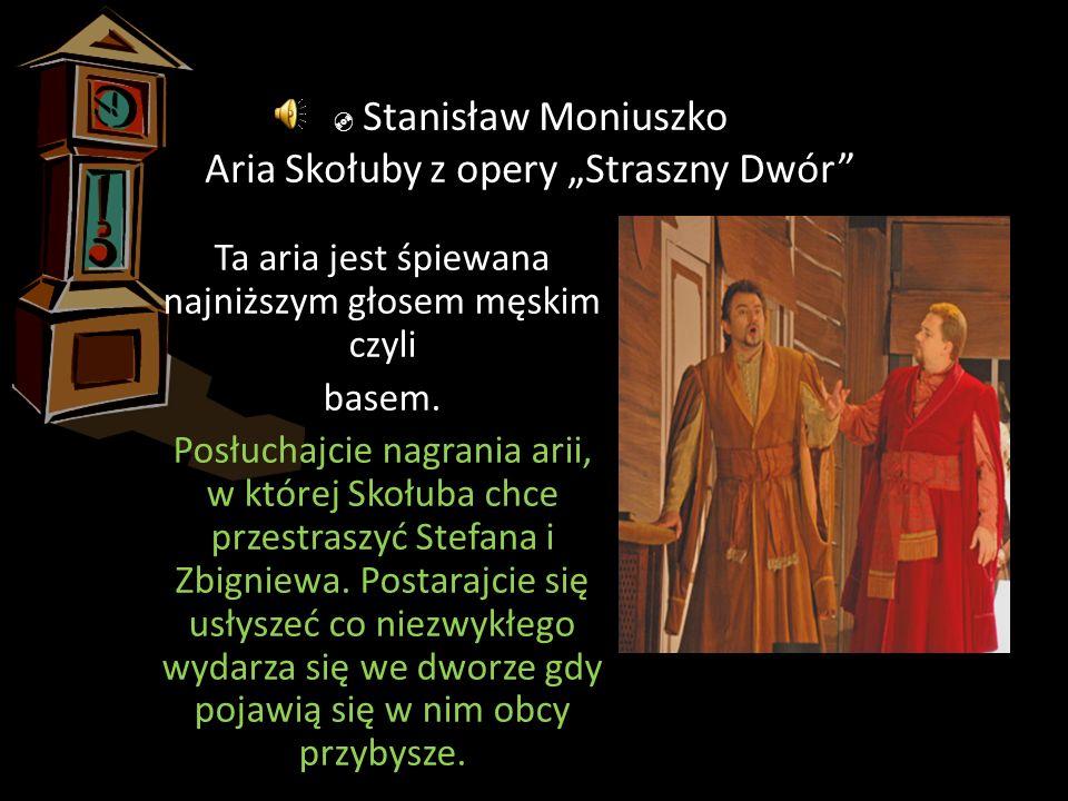 G.Rossini: Uwertura do opery Wilhelm Tell posłuchaj utworu.