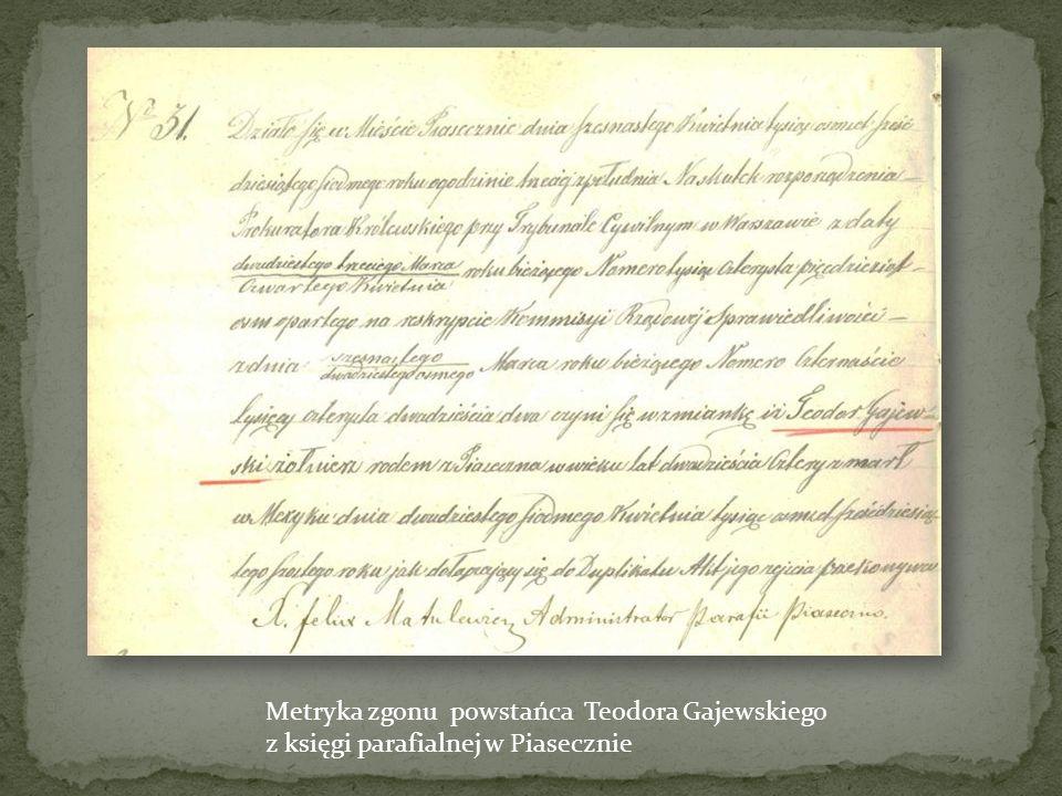 Nagrobek powstańców z dwóch powstań 1831 i 1863 razem Paryż – cm. Pere Lachaise Na cmentarzu tym nie ma żadnej informacji dla Polaków. W Internecie te