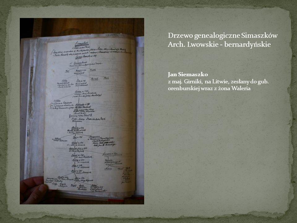 Drzewo genealogiczne Paszkudzkich i rodzin spokrewnionych Wśród nich kilkoro powstańców Edgar Paszkudzki h. Zadora, właściciel ziemski, w Sokalskiem,