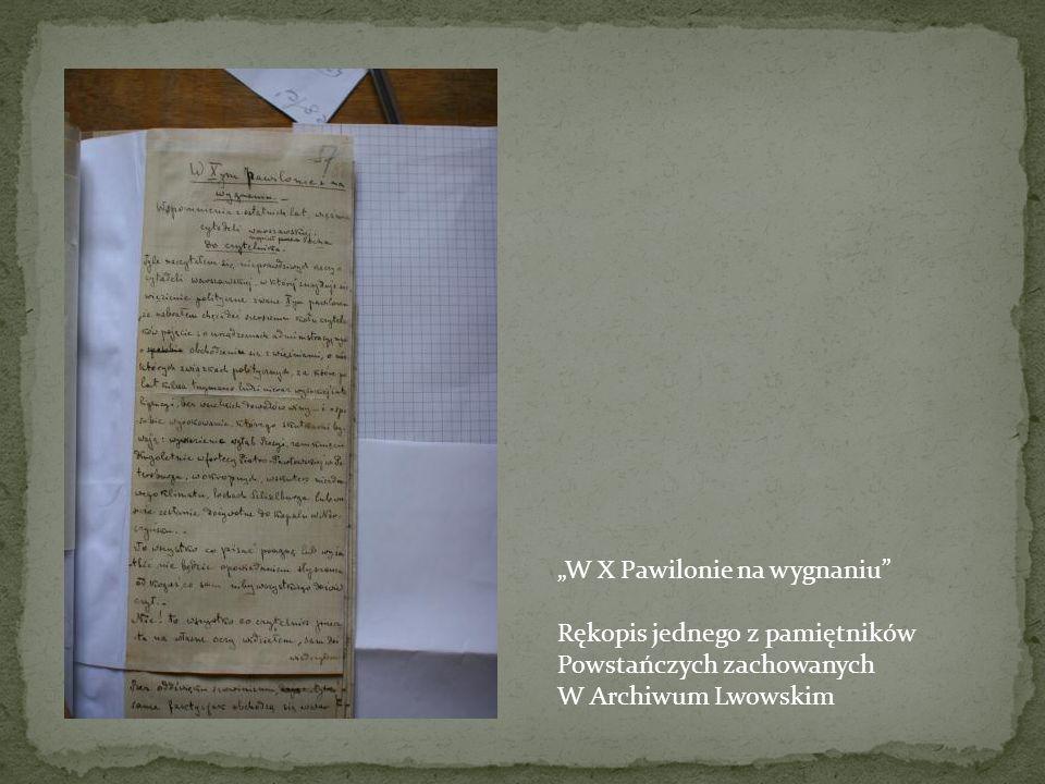 List Leonarda Chodźki do Teodora Karczewskiego z 9 IV 1863 roku w sprawie kolportażu ''Historii Polski