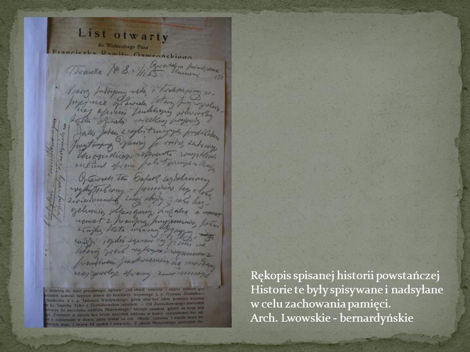 Kopia wierzytelna certyfikatu szlachectwa Dla rodziny Tyszkowskich Władysław Tyszkowski Urzędnik telegrafu, pracował w organizacji, za co został dyscy