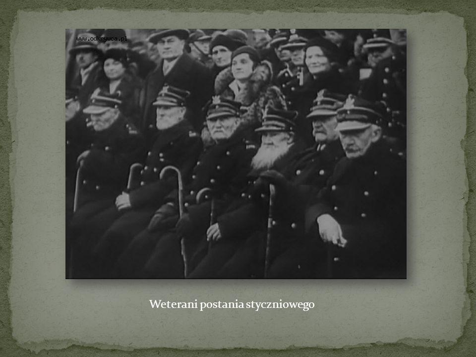 Weteran – Telesfor Mickiewicz Ur. 1884 w Noworadomsku. Podporucznik, odzn. Krzyżem Niepodległości z mieczami