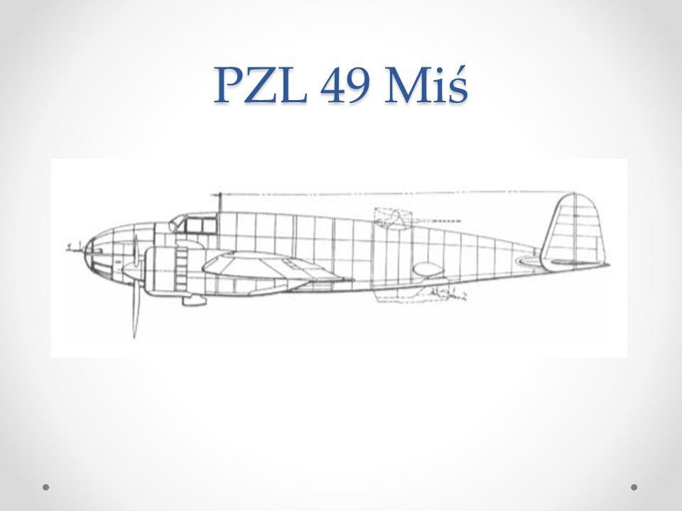 PZL 49 Miś
