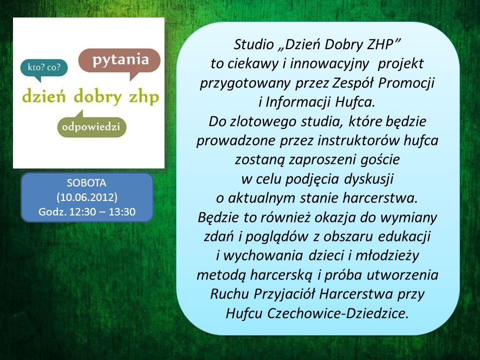 Studio Dzień Dobry ZHP to ciekawy i innowacyjny projekt przygotowany przez Zespół Promocji i Informacji Hufca. Do zlotowego studia, które będzie prowa
