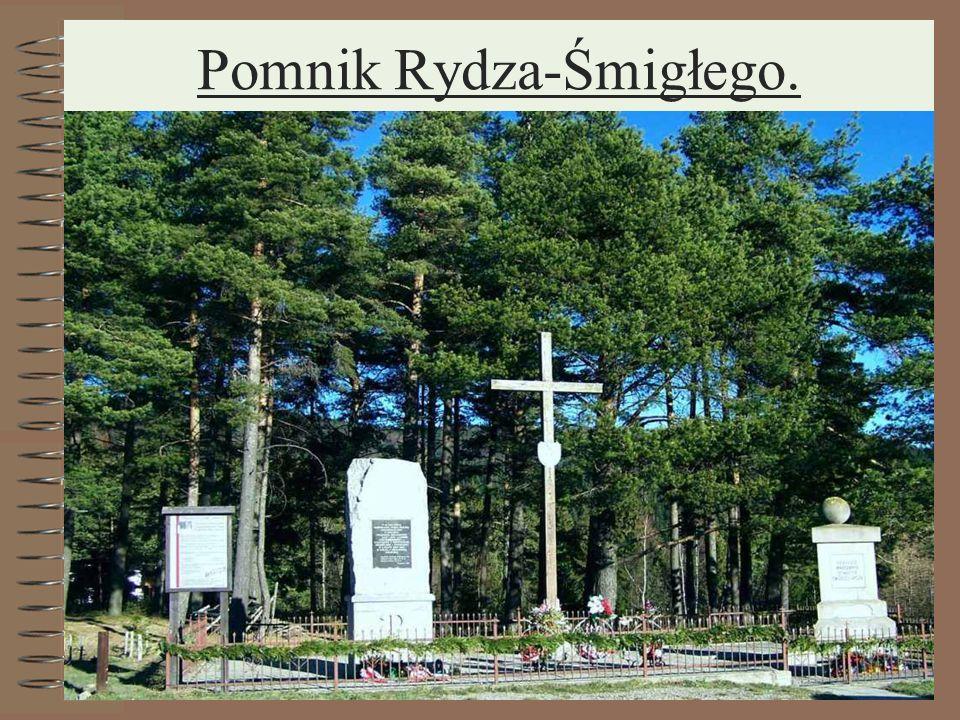 Pomnik Rydza-Śmigłego.