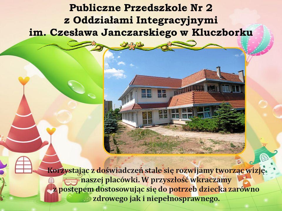 … miastami partnerskimi z Niemiec Publiczne Przedszkole Nr 2 z Oddziałami Integracyjnymi im.