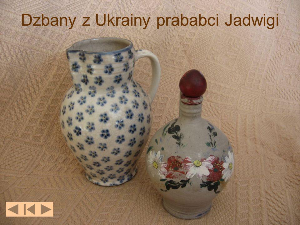 Prezent ślubny z Ukrainy pr. Jad.