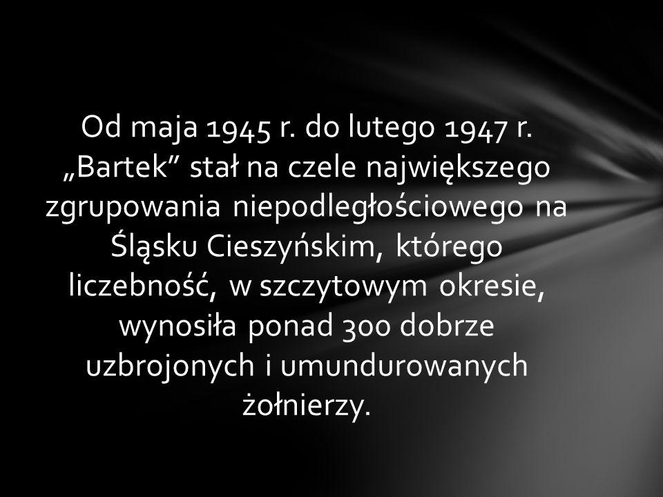 Oddział,,Bartka