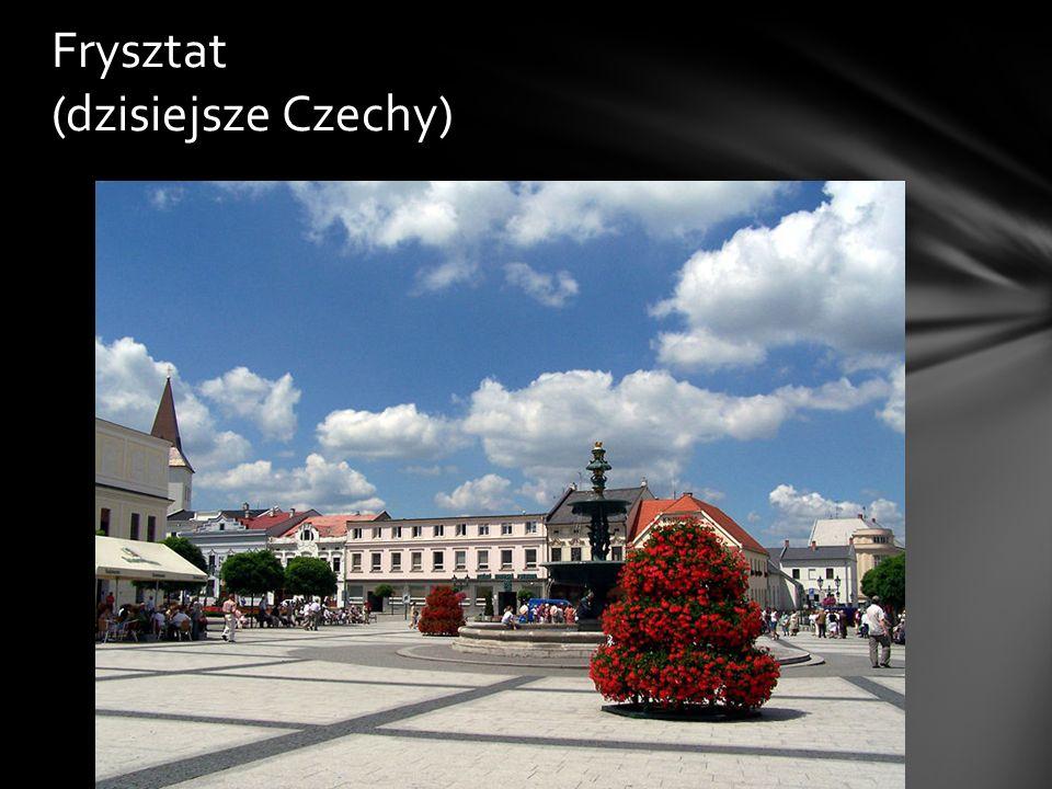 Frysztat (dzisiejsze Czechy)