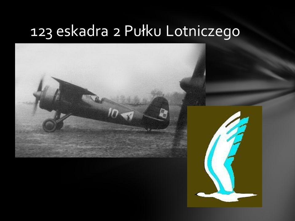 123 eskadra 2 Pułku Lotniczego