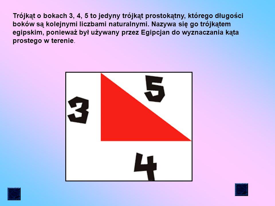 a prosta A Najmniejszą figurą geometryczną jest punkt.