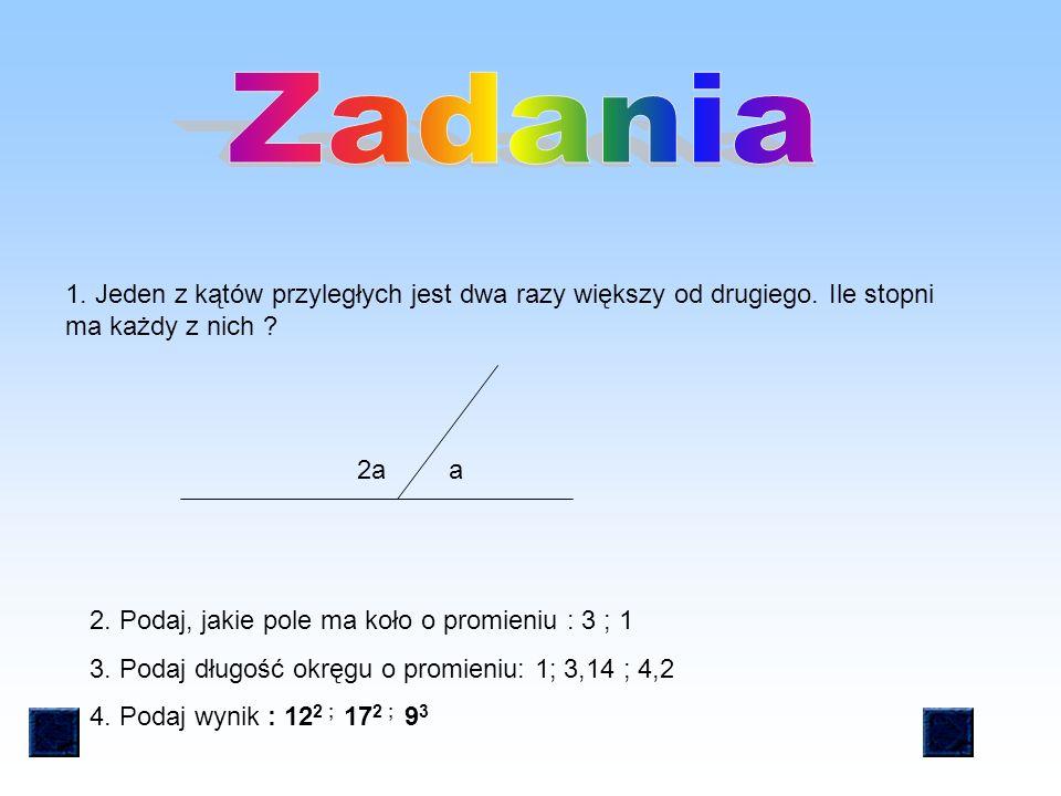 Poniżej przedstawiona animacja, ilustruje jeden z dowodów twierdzenia Pitagorasa.