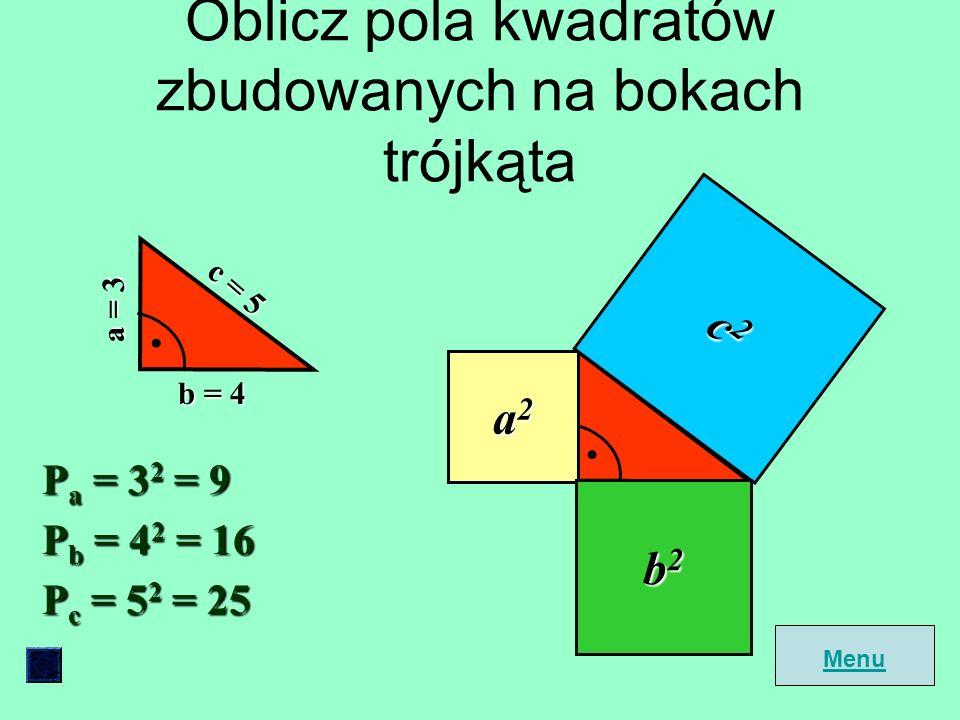 Czy podany wzór jest poprawny ? d h s s 2 + d 2 = h 2 k w c k 2 = c 2 + w 2