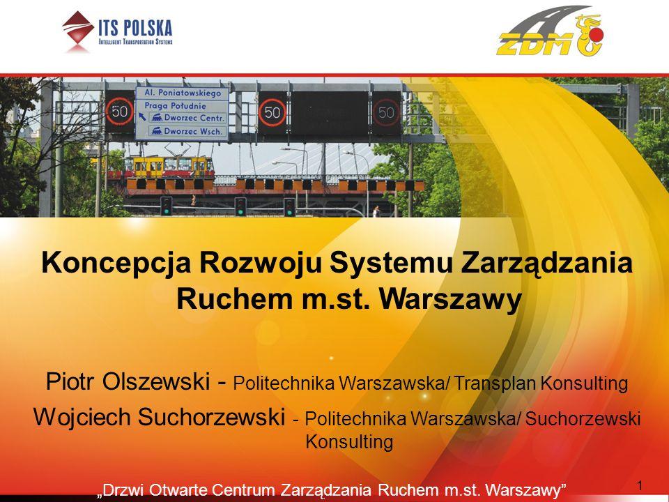12 Drzwi Otwarte Centrum Zarządzania Ruchem m.st.