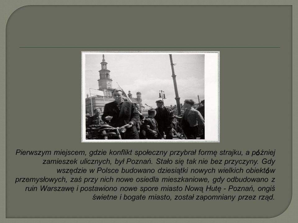 Po ich zako ń czeniu grupa demonstrantów ruszy ł a pod budynek Wojewódzkiego Urz ę du Bezpiecze ń stwa Publicznego przy ul.