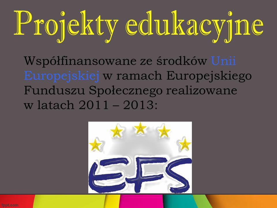 Młody Europejczyk – innowacja z zakresu edukacji europejskiej dla uczniów klas 4 – 6 szkoły podstawowej; Deutsch macht spaß –innowacja programu j.