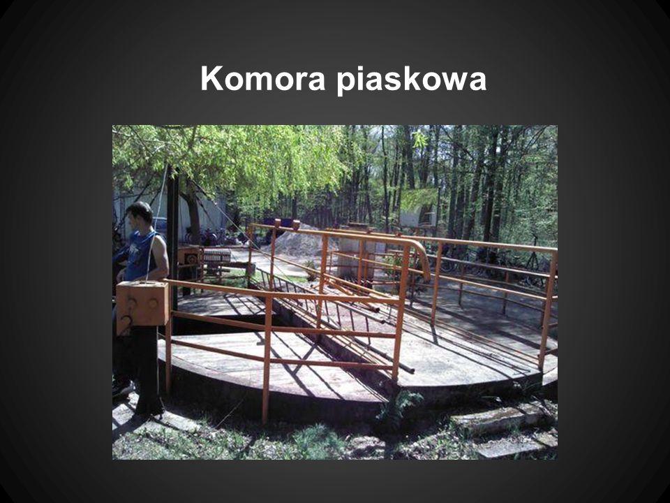 Komora piaskowa