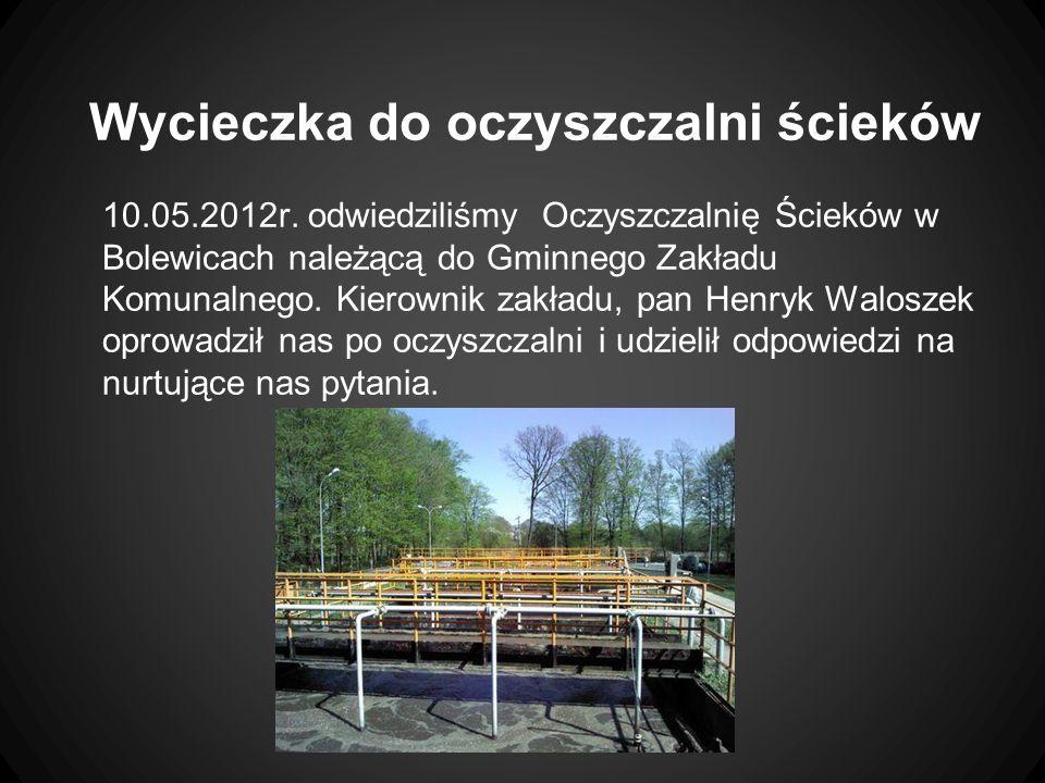 1.Kiedy została założona ta oczyszczalnia. Oczyszczalnia funkcjonuje od kwietnia 1997r.