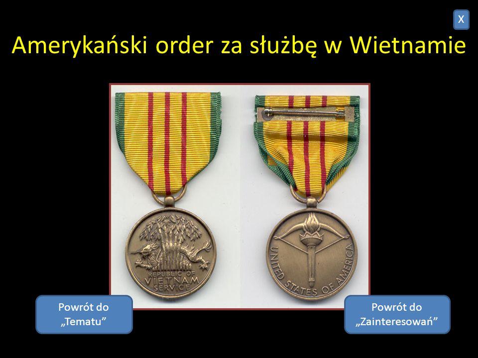 Rosyjski Order św.Anny X Powrót do Zainteresowań Powrót do Tematu