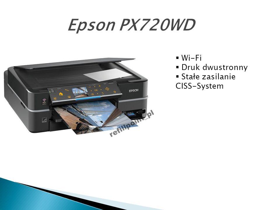 Epson PX720WD Wi-Fi Druk dwustronny Stałe zasilanie CISS-System