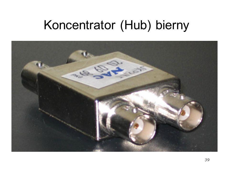39 Koncentrator (Hub) bierny