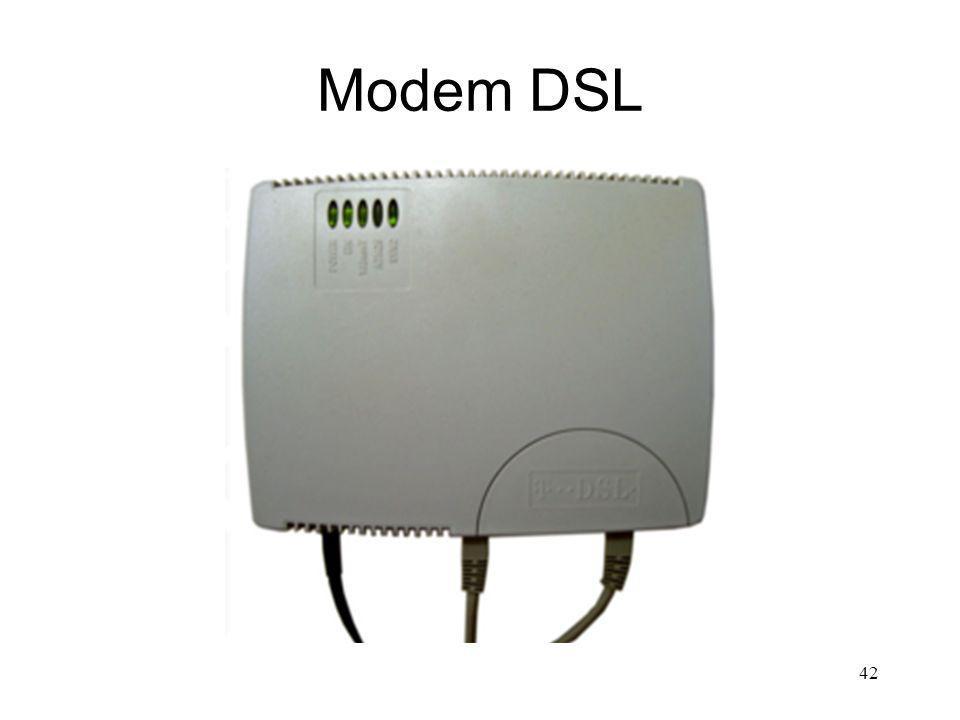 42 Modem DSL