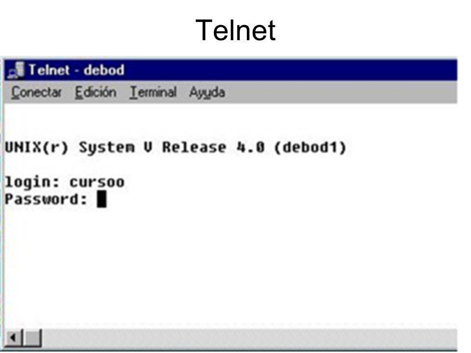 54 Telnet