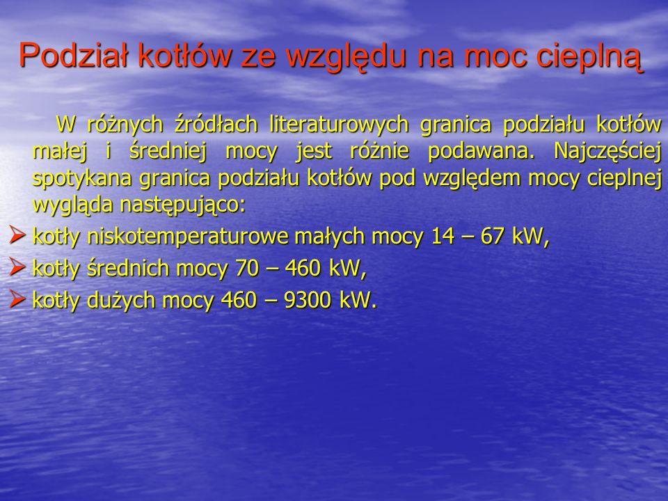 Przykłady kotłów na paliwo ekologiczne Rys.6.