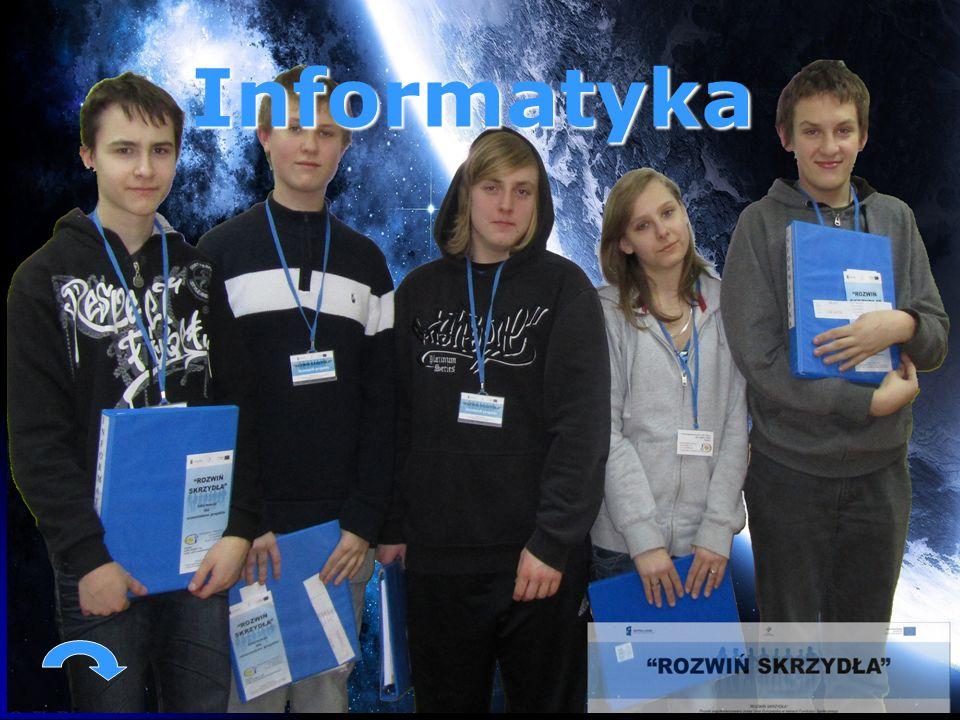 Prace uczestników projektu z Informatyki