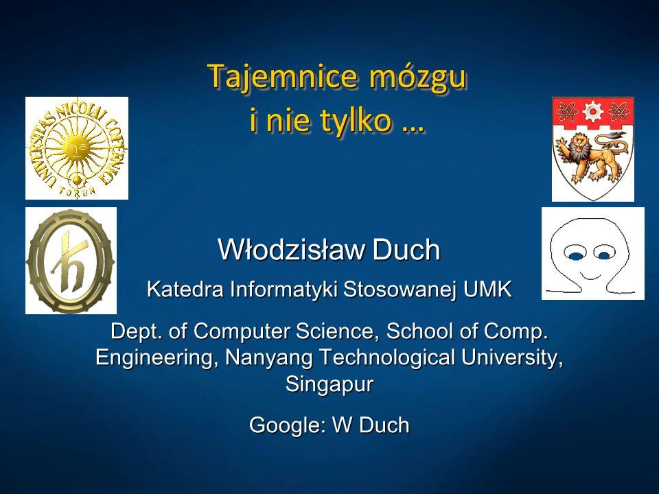 KIS UMK Strona: Google Katedra KIS UMK Samodzielna Katedra Wydziału Fizyki, Astronomii i Informatyki Stosowanej UMK, od 1991 roku.