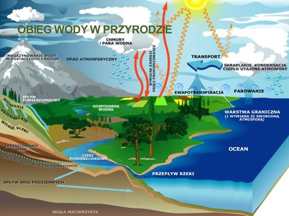Na Ziemii jest ponad 1 390 000 000 km^3 wody.