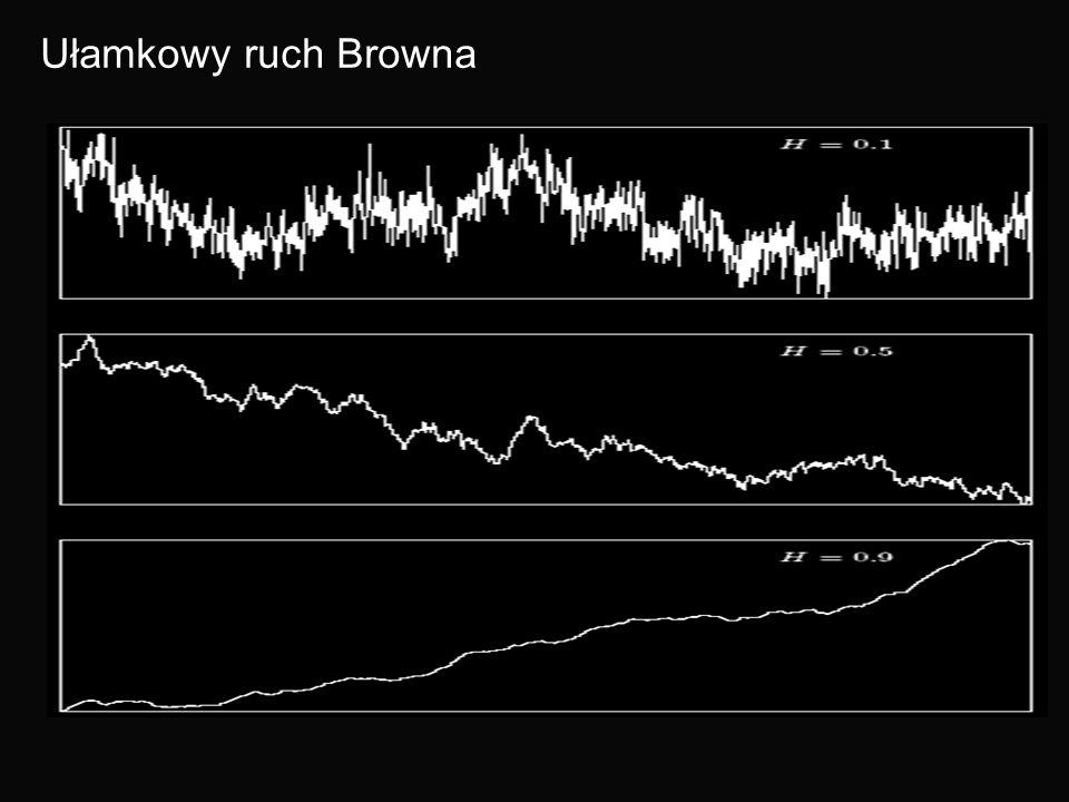 Ułamkowy ruch Browna