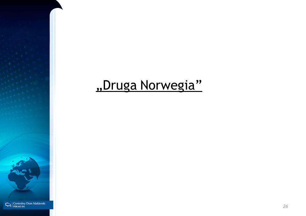 26 Druga Norwegia