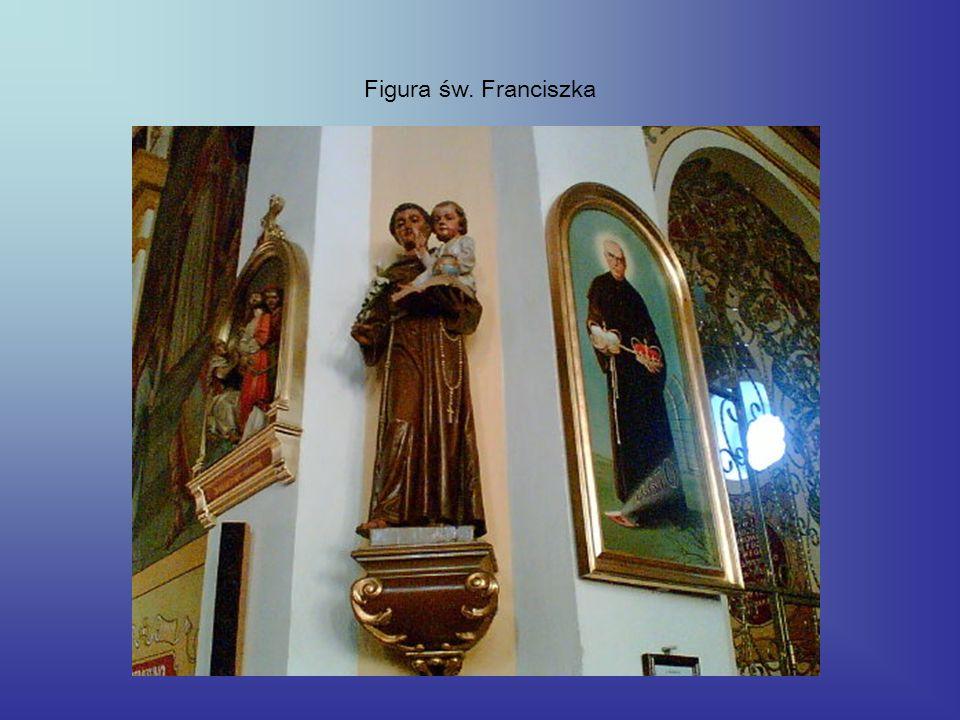 Figura św. Franciszka