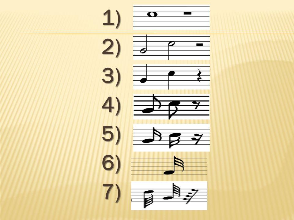 1) 1) 2) 2) 3) 3) 4) 4) 5) 5) 6) 6) 7) 7)