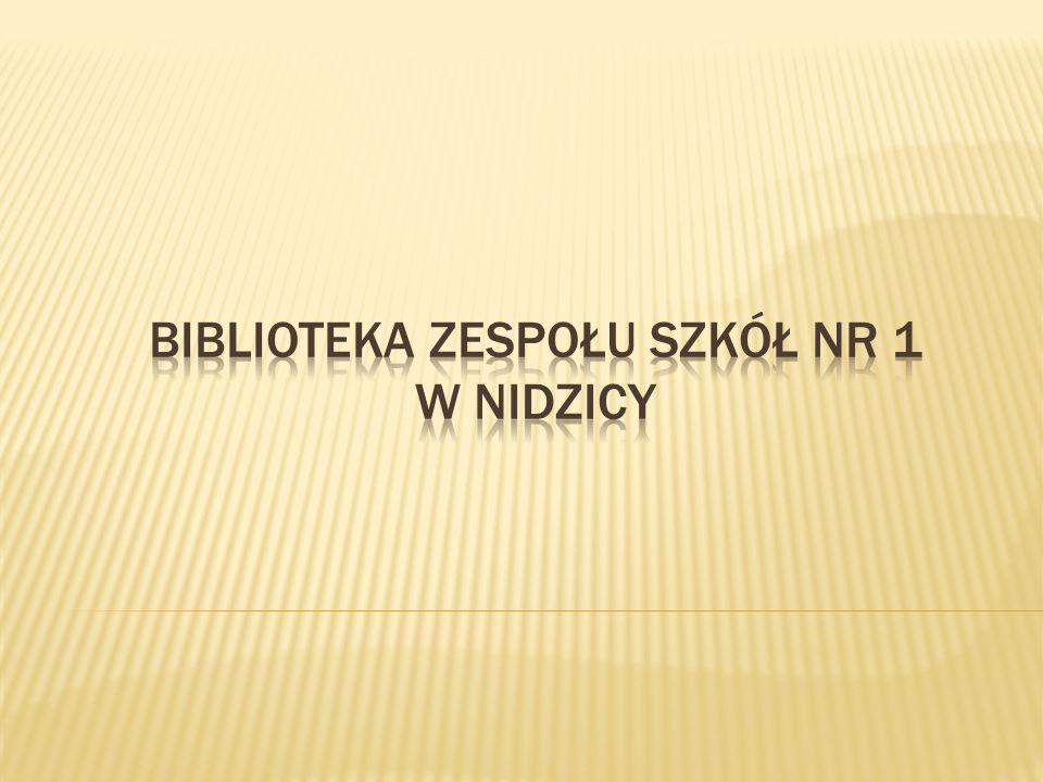 Biblioteka szkolna jest ośrodkiem informacji i pracownią dydaktyczną, w której wykorzystuje się zgromadzone zbiory na zajęciach z uczniami.