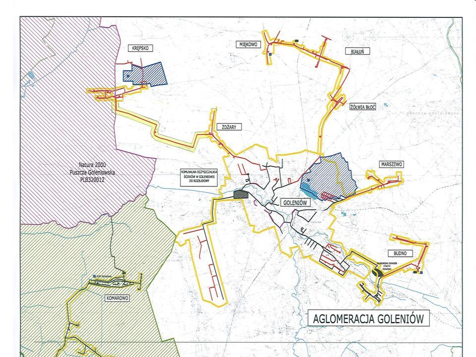 Kontakt: Goleniowskie Wodociągi i Kanalizacja Spółka z o.o.