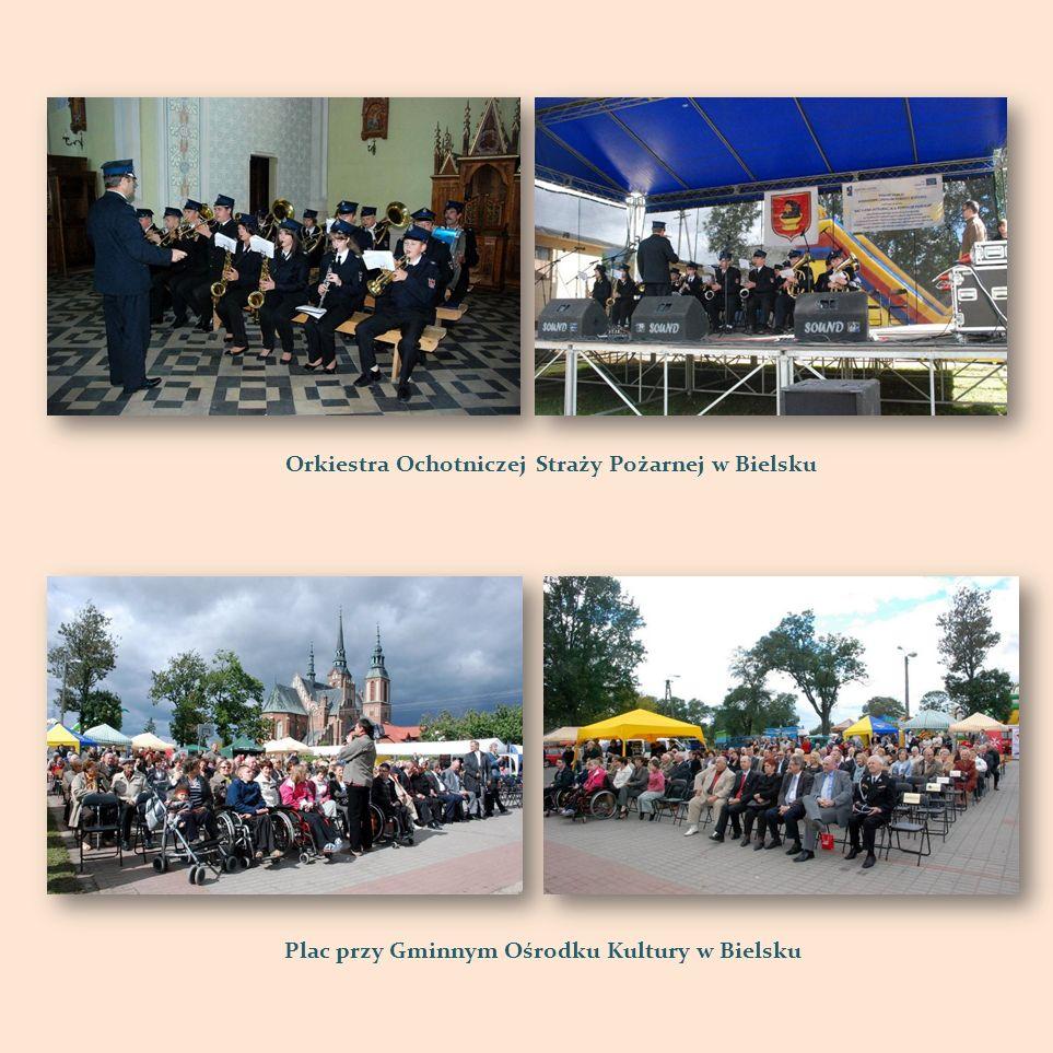 Orkiestra Ochotniczej Straży Pożarnej w Bielsku Plac przy Gminnym Ośrodku Kultury w Bielsku