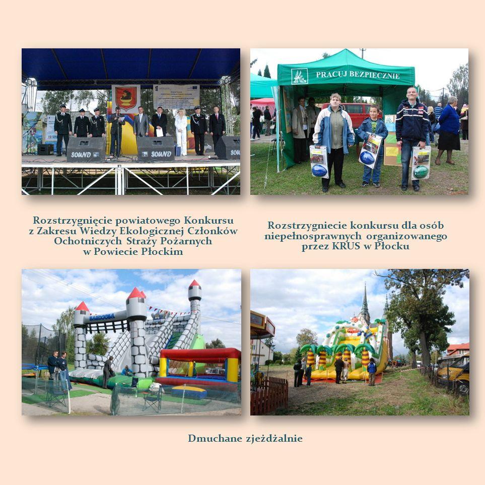 Rozstrzygnięcie powiatowego Konkursu z Zakresu Wiedzy Ekologicznej Członków Ochotniczych Straży Pożarnych w Powiecie Płockim Rozstrzygniecie konkursu