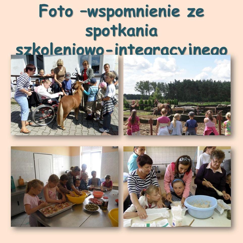 Ulotka o Ś rodowiskowym Pikniku Integracyjnym w Bielsku