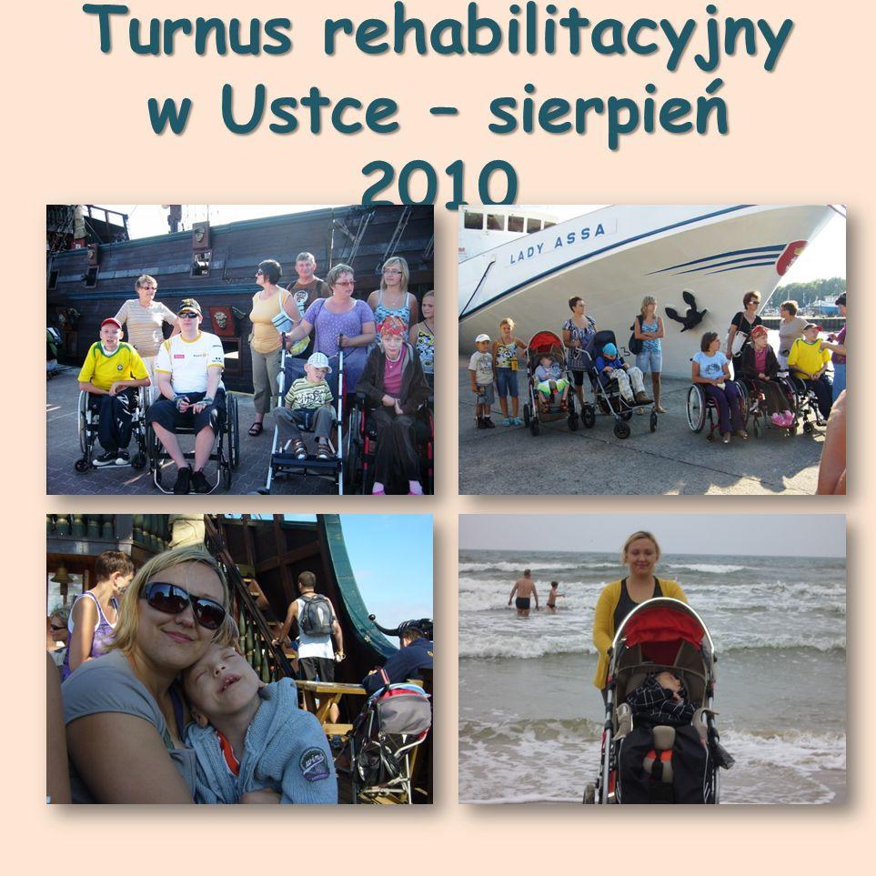 Turnus rehabilitacyjny w Ustce – sierpień 2010