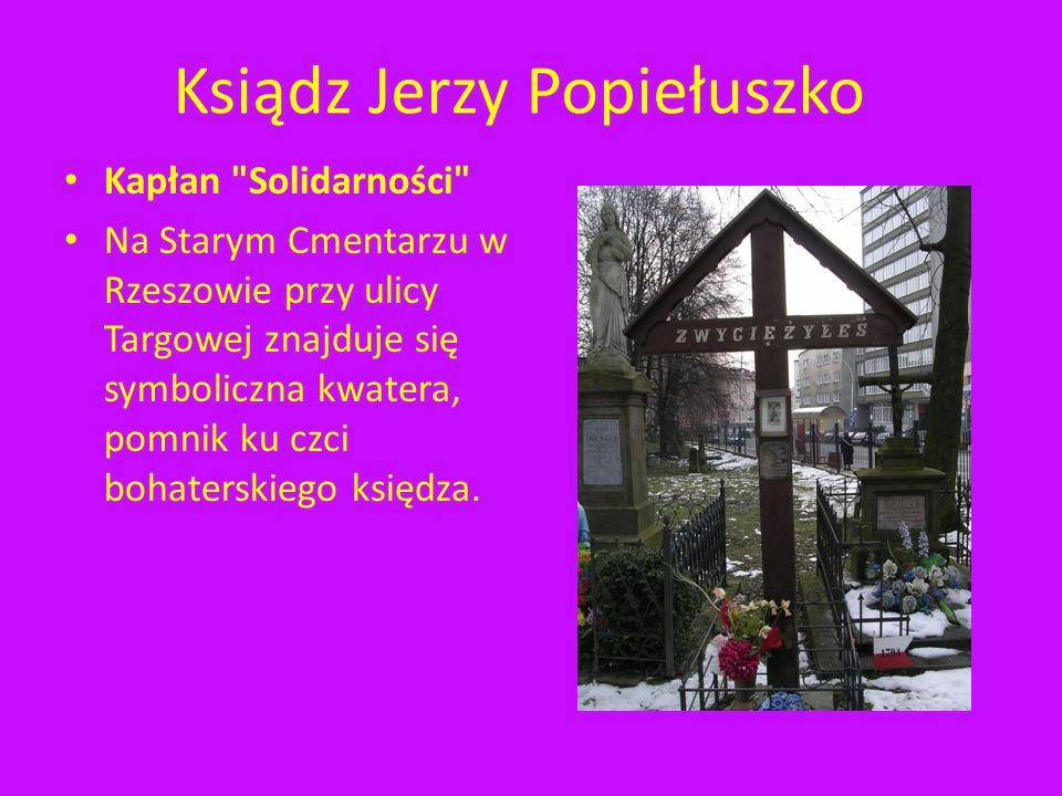 Kardynał Stefan Wyszyński Stefan Wyszyński zwany Prymasem Tysiąclecia. Więziony przez komunistów. Miał duży udział w wyborze Karola Wojtyły na papieża