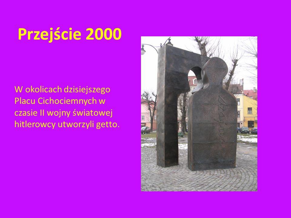 Pomnik dziesięciu rąk przy ulicy Rycerskiej
