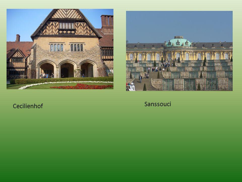 Cecilienhof Sanssouci