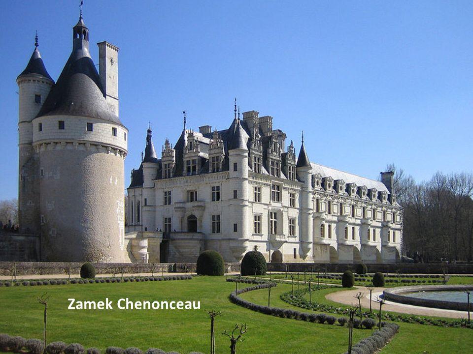 Zamek Chenonceau