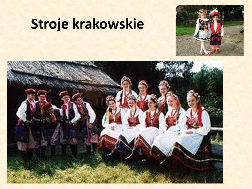 Stroje krakowskie