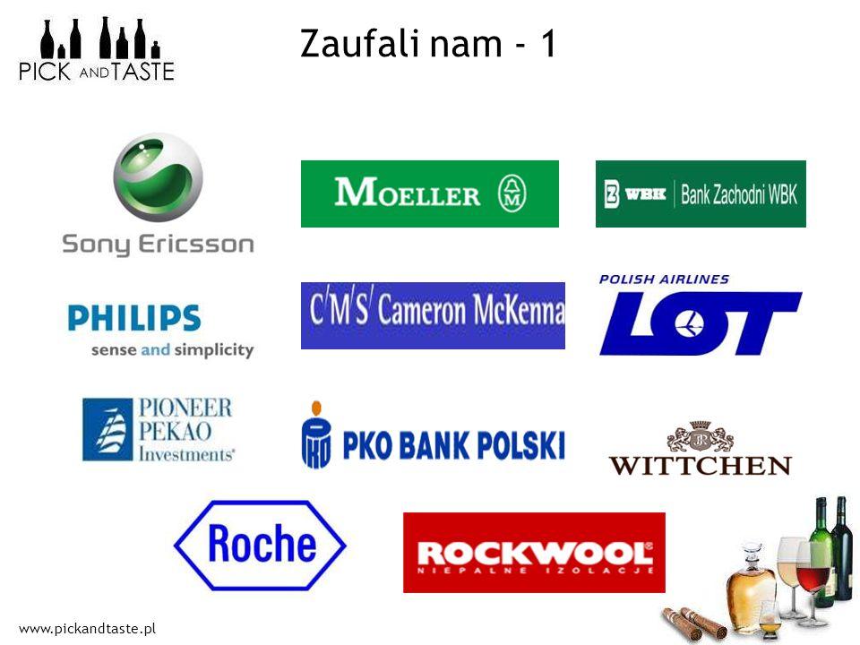 www.pickandtaste.pl Zaufali nam - 1