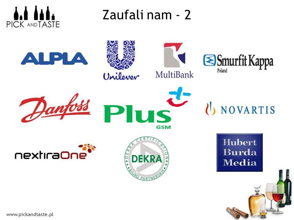 www.pickandtaste.pl Zaufali nam - 2