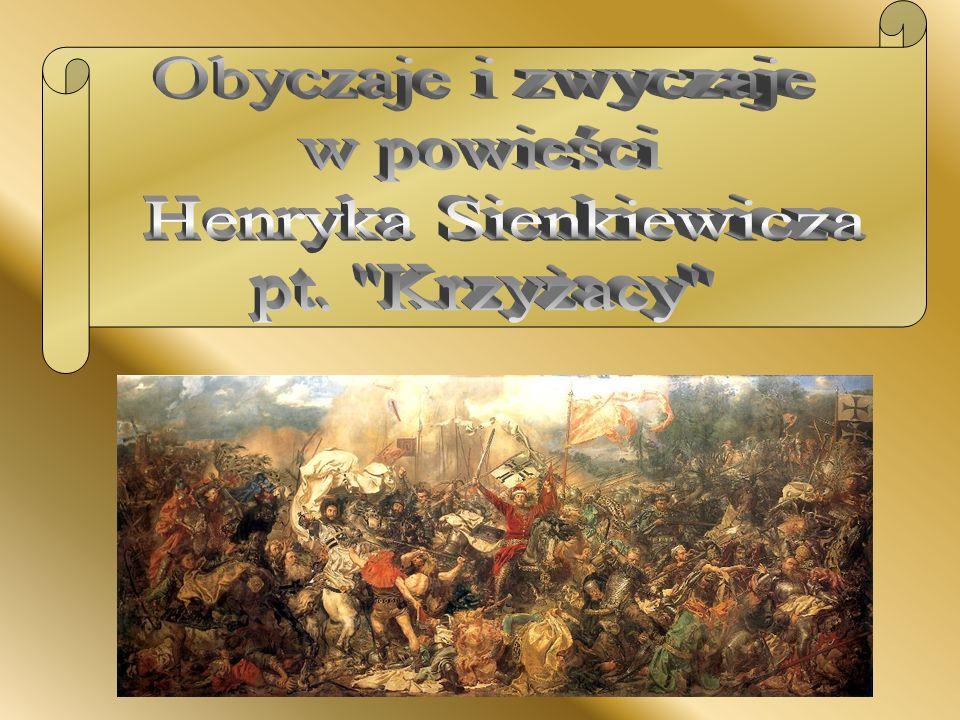 Pochodzący z zamożnego rodu mężczyzna odznaczający się szlachetnością, prawością i honorem za szczególną odwagę był pasowany na rycerza.